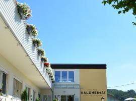Hotel Waldheimat, Gallneukirchen (Pregarten yakınında)