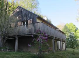 Chalet du prat, La Roujarie (рядом с городом Alzon)