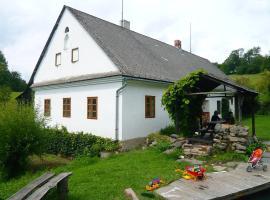 Chalupa u Hoplicku, Zábřeh (Cotkytle yakınında)
