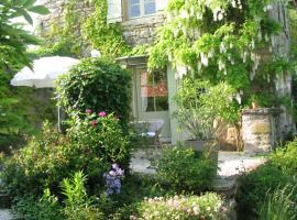 Maison Pomme, La Vineuse (рядом с городом Donzy-le-National)