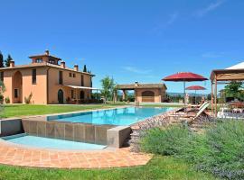 Villa Lestra, Montelopio (Ghizzano yakınında)