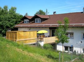 Ferienwohnung Patersdorf 201W, Patersdorf (Ruhmannsfelden yakınında)
