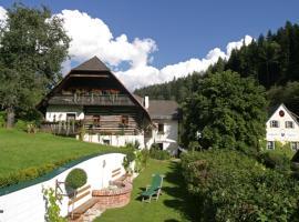 Landhotel Neugebauer, Löllinggraben (Hüttenberg yakınında)