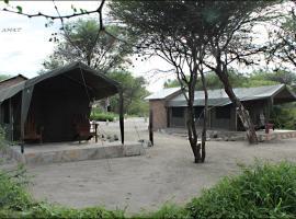 Fiume Bush Camp, Otjikango