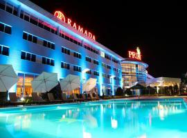 Hotel Ramada Plaza, Gevgelija (рядом с городом Néa Kavála)