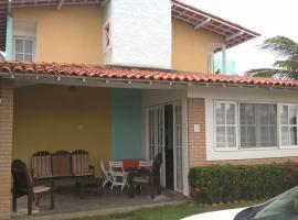 Casa de Praia, Paripueira (Barra de Santo Antônio yakınında)