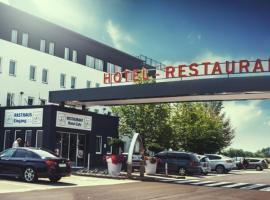 Hotel Servus Europa Suben