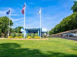 Atlantic Inn and Suites - Wall Township, Wall Township (in de buurt van Spring Lake)