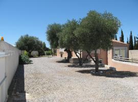 villa des 5 oliviers, Sallèles-d'Aude