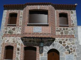 Abadía del Marqués, Vega de Santa María (рядом с городом Pajares de Adaja)