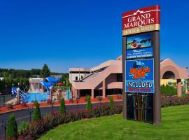 Grand Marquis Waterpark Hotel & Suites, Wisconsin Dells