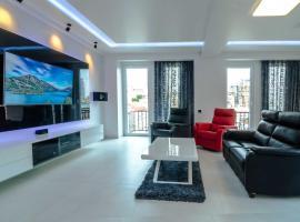 Apartment on Tarasa Shevchenko 2