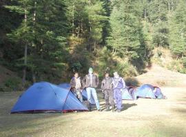 Nomadic Escapes, Mandi (рядом с городом Nagchala)
