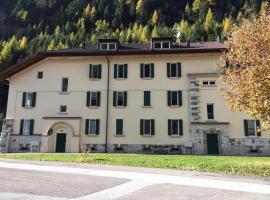 Casa Isabella, Brennero (San Giacomo Val di Vizze yakınında)