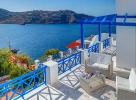 Syros Private House