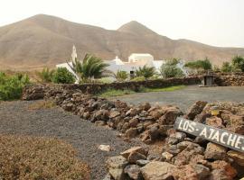 Casa Rural los Ajaches, Yaiza (Femés yakınında)