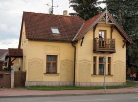 Podkroví - Pelhřimov, Pelhřimov (Skrýšov yakınında)