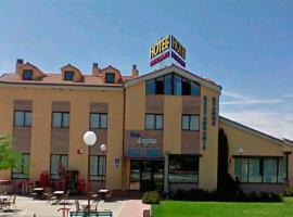 Hotel restaurante el Capricho, Villahoz (Antigüedad yakınında)