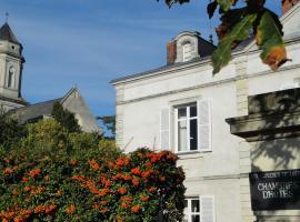 Aux Lumières de Loire, Saint-Florent-le-Vieil (рядом с городом Saint-Pierre-Montlimart)