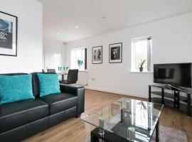 Bluestone Apartments - Didsbury, Манчестер (рядом с городом Heaton Chapel)