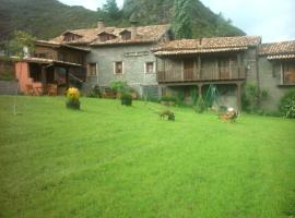 Casa Rural Perich, Ardanué (Laspaúles yakınında)