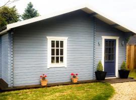 Walnut Tree Lodge, Ingworth (рядом с городом Tuttington)