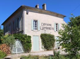 Domaine L'Amourette, Tizac-de-Curton