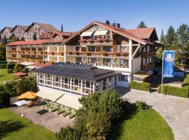 Parkhotel Tannenhof, Oy-Mittelberg (Görisried yakınında)
