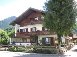 Gästehaus Pöppl, Unterwössen
