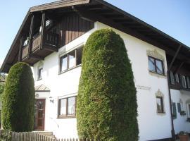 Ferienwohnungen Sonja, Bernau am Chiemsee