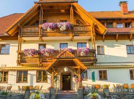 Alpengasthof Moser, Karchau (Althofen yakınında)