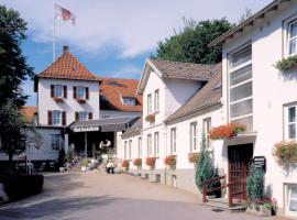 Moorland Hotel am Senkelteich, Vlotho (Pillenbruch yakınında)