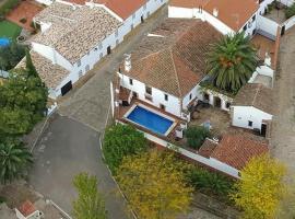 Casa Rural el Coronel, El Alcornocal (El Hoyo yakınında)