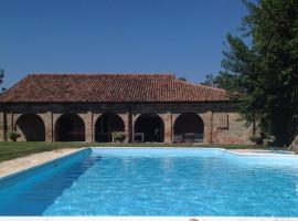 B&B Corte Vo Grande, Pegognaga (Moglia yakınında)