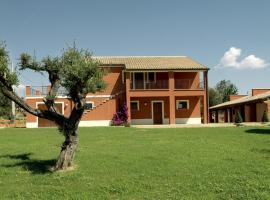 Contado San Lorenzo B&B and Wine, Castilenti (Elice yakınında)