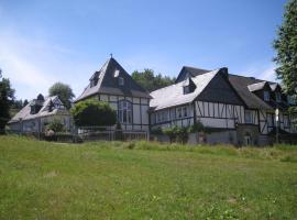 Romantikmühle Heartlandranch, Krummenau (Horbruch yakınında)