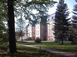 Romantik Hotel Schloss Gaussig, Gaußig (Putzkau yakınında)