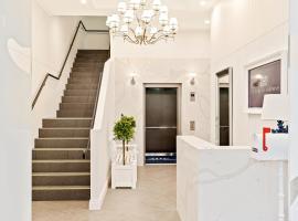 The Hamptons Apartments, Melbourne