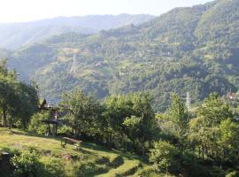 Diamond mountain guest house, Ts'khmorisi (рядом с городом Гобронети)