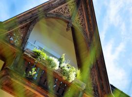 Hotel Villa Freiheim, Merano