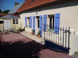 Sainte-Anne Holiday Cottage, Gorges (рядом с городом Saint-Patrice-de-Claids)