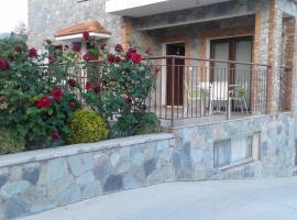 Seven Hills Agros Apartment with Stunning Views, Agros (Potamitissa yakınında)