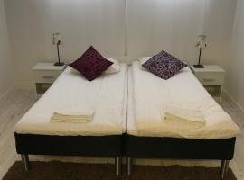 Fjord Hostel Rooms, Lysekil