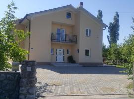 Apartments Barbara, Podhum (рядом с городом Soboli)