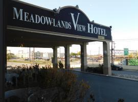 Meadowlands View Hotel, North Bergen