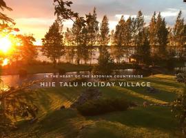Hiie Talu, Kahala (Sõitme yakınında)