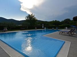 "Villa ""The Three Geese"", Melezzole (Vagli yakınında)"