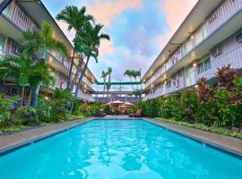太平洋碼頭酒店