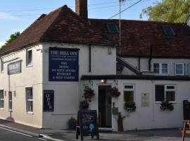 The Bell Inn, Солсбери (рядом с городом Wilton)