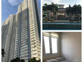 Grass Residences Condo Unit by Rose